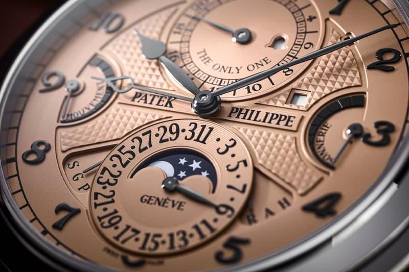 Patek Philippe 以 $3,100 萬美元拍賣打破腕錶史上最高價紀錄