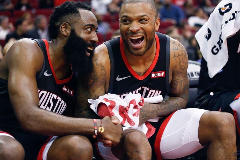 「NBA 最強鞋頭」P.J. Tucker 宣佈再次與 Nike 簽下球鞋代言合約