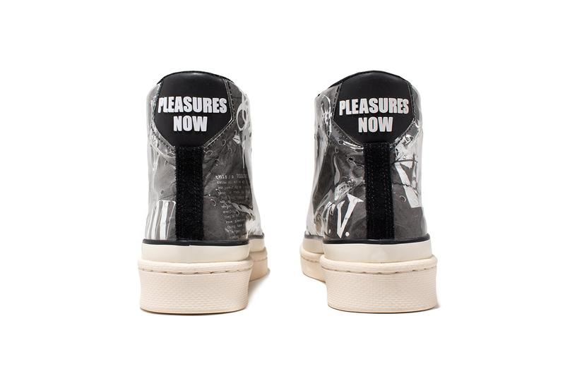 Converse x PLEASURES 聯手打造龐克感聯名 Pro Leather
