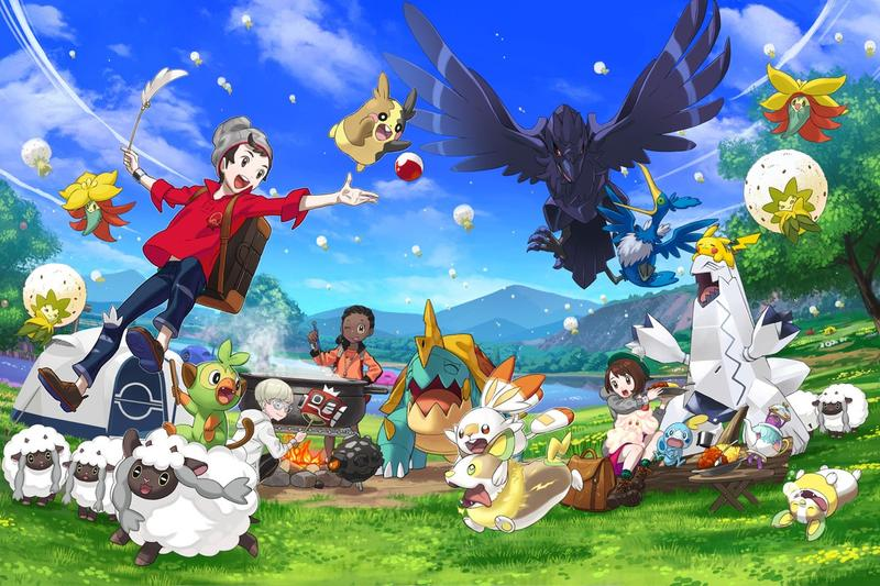 《Pokémon Sword and Shield》成為史上銷量最佳 Pokémon 遊戲