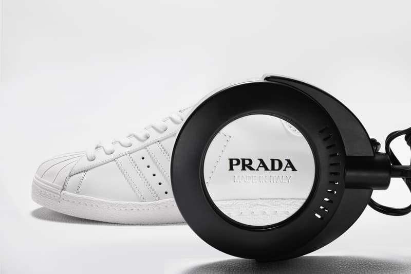 PRADA for adidas 聯乘 Superstar 正式發佈