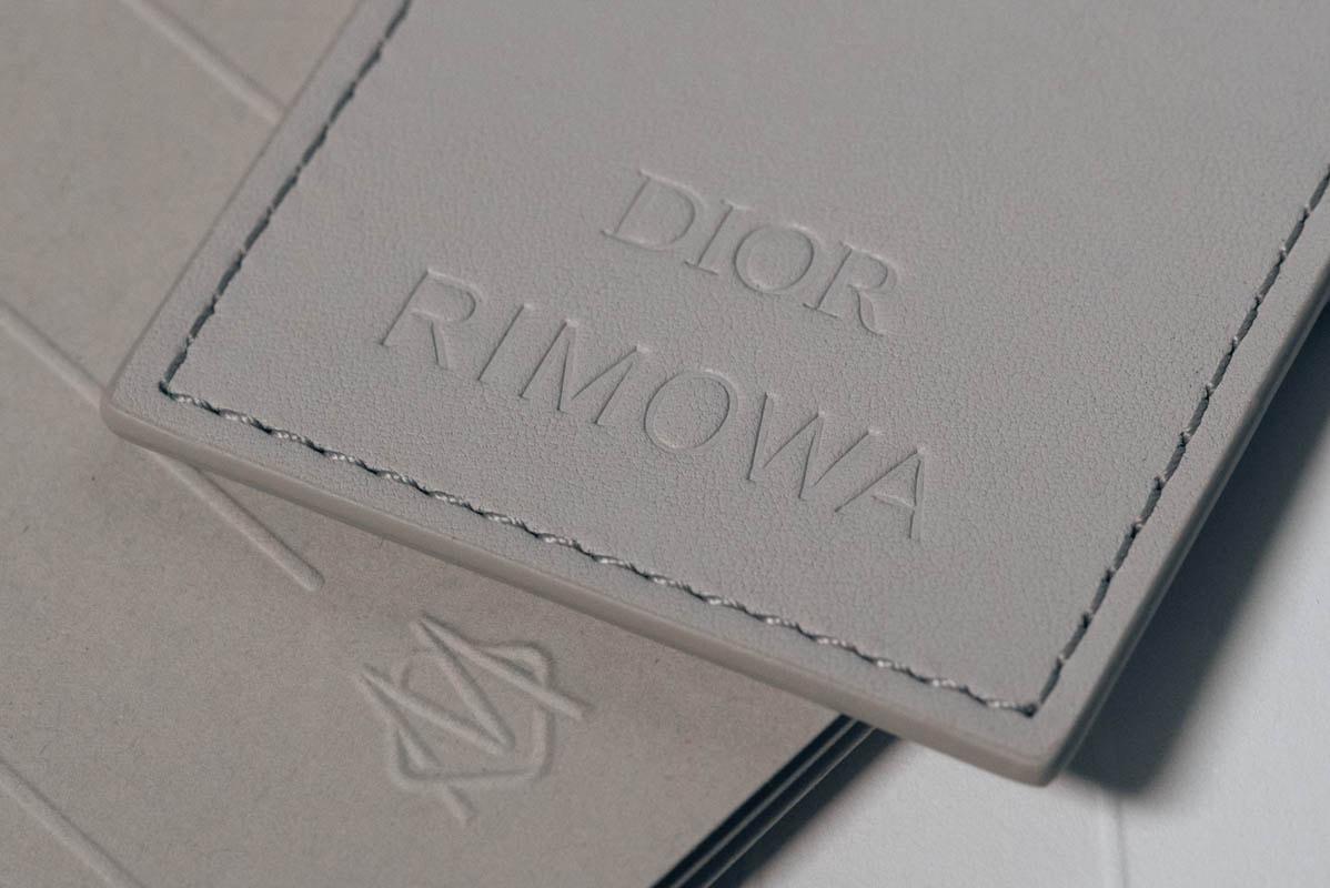 HYPEBEAST 搶先近賞 Dior x Rimowa 別注手提箱系列