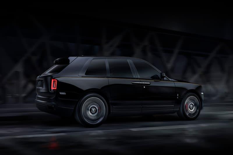 暗黑女神 − Rolls-Royce 黑魂版本 Cullinan「Black Badge」發佈