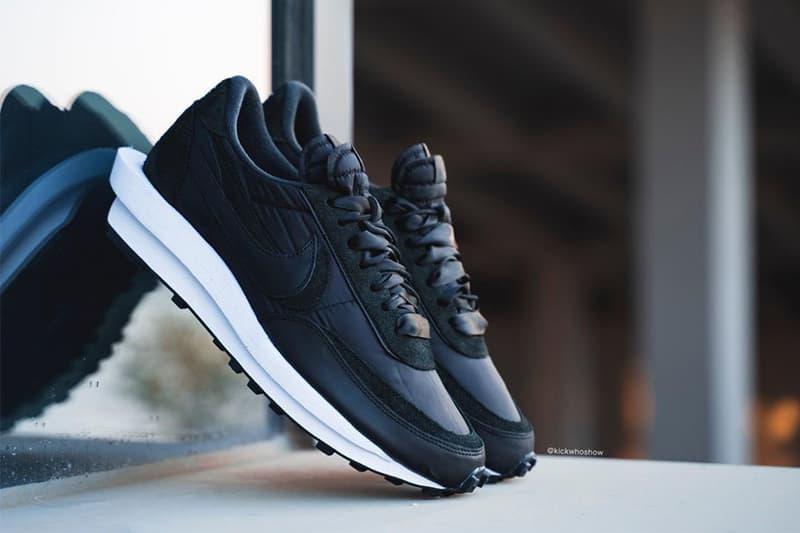 率先預覽 sacai x Nike LDWaffle 人氣聯乘最新設計