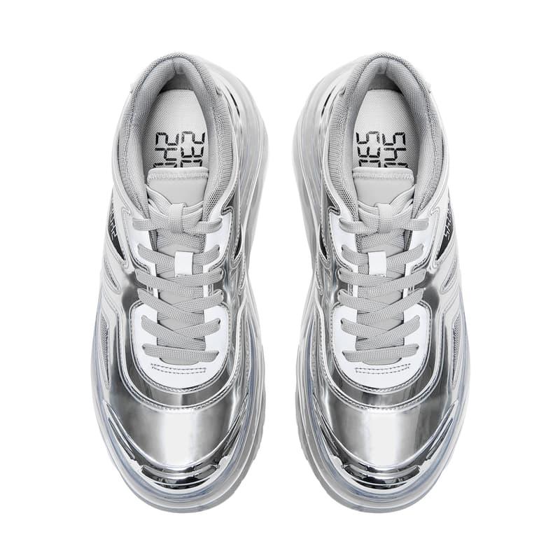 Shoes 53045 復古運動鞋 Bump'Air 全新銀色版本上架