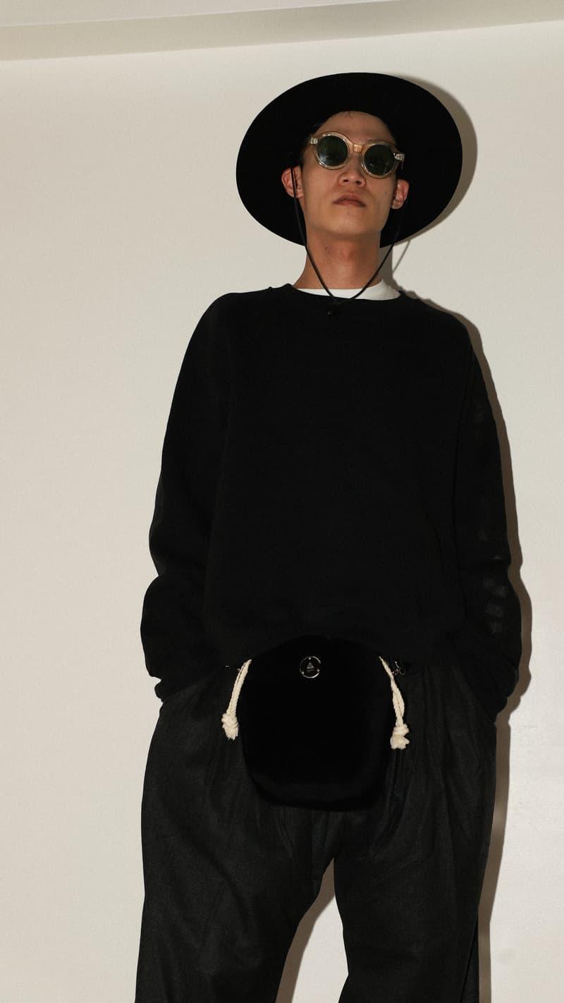 HYPEBEAST 獨家:日本新銳品牌 Sillage 2019 冬季系列 Lookbook 正式發佈