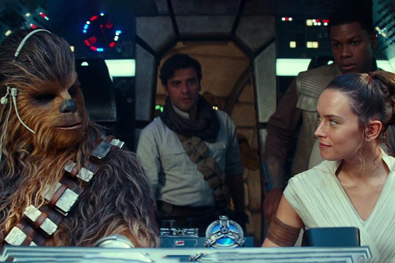 年底大片!《星球大戰 Star Wars: The Rise of Skywalker》全新劇照釋出
