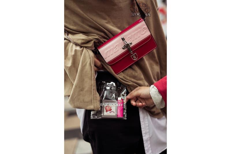 Street Style:2020 春夏東京時裝周街拍特輯