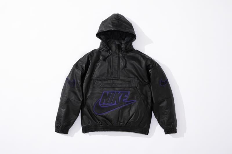 聯乘接浪-Supreme x Nike 發佈 2019 秋冬季度服裝系列