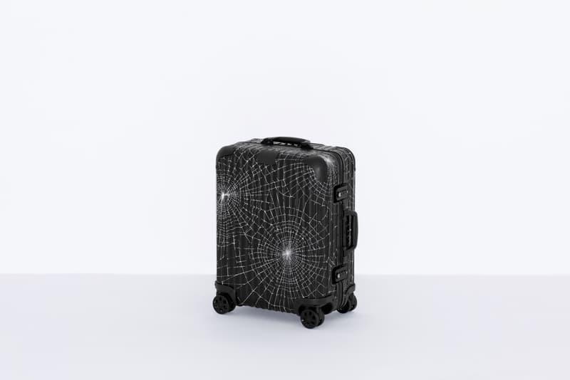 載譽攜手-Supreme x RIMOWA 發佈聯乘企劃第二回
