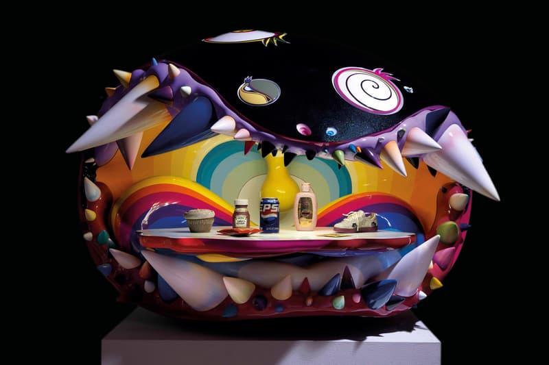 Pharrell Williams x 村上隆百萬美元作品《The Simple Things》將登上香港 Christie's拍賣會