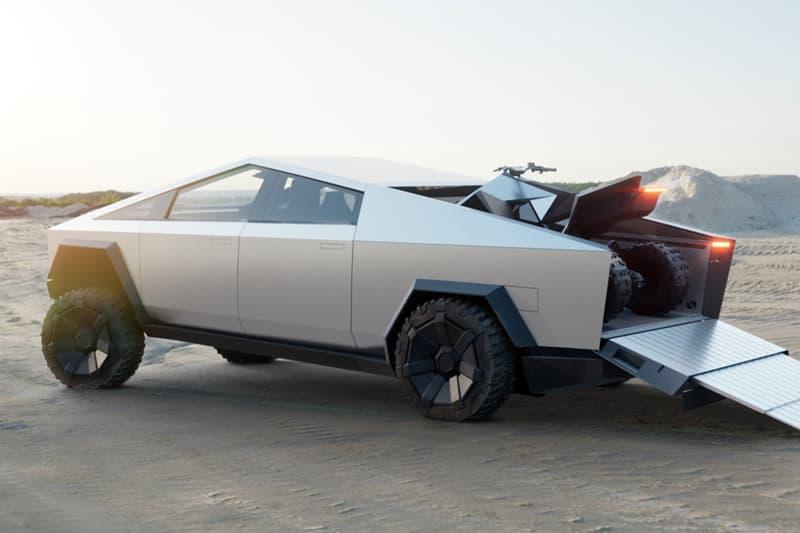 改變世界 − 率先預覽 Tesla 全新車型 Cybertruck 完整面貌