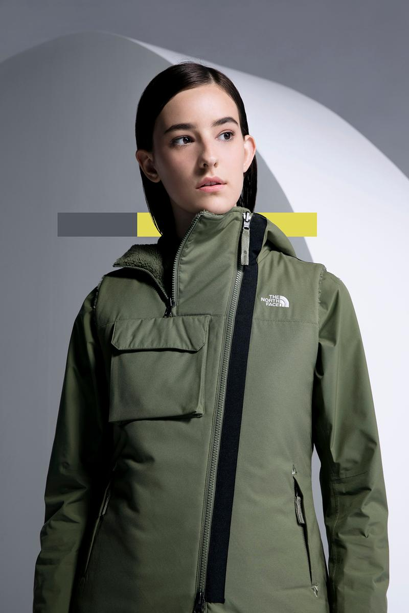 The North Face Urban Exploration 最新冬季「Steep Tech Reimagined」港台發售情報