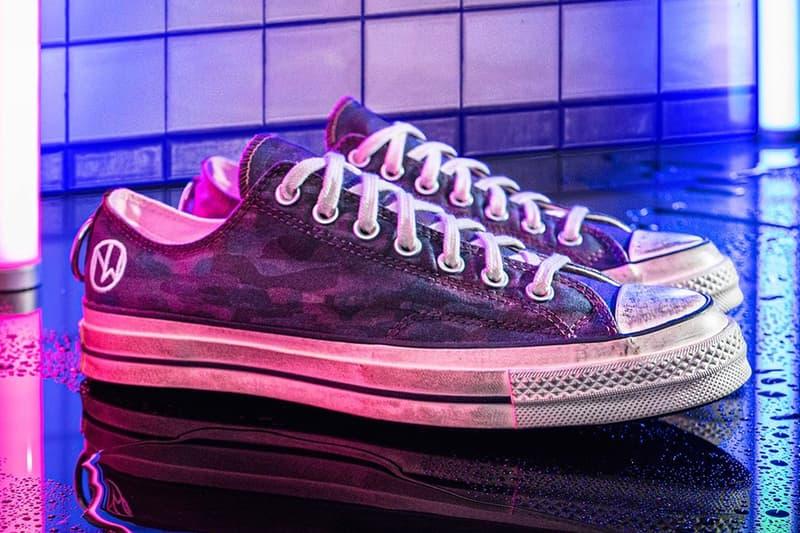 UNDERCOVER x Converse 再度聯手推出全新「THE NEW WARRIORS」聯名鞋款