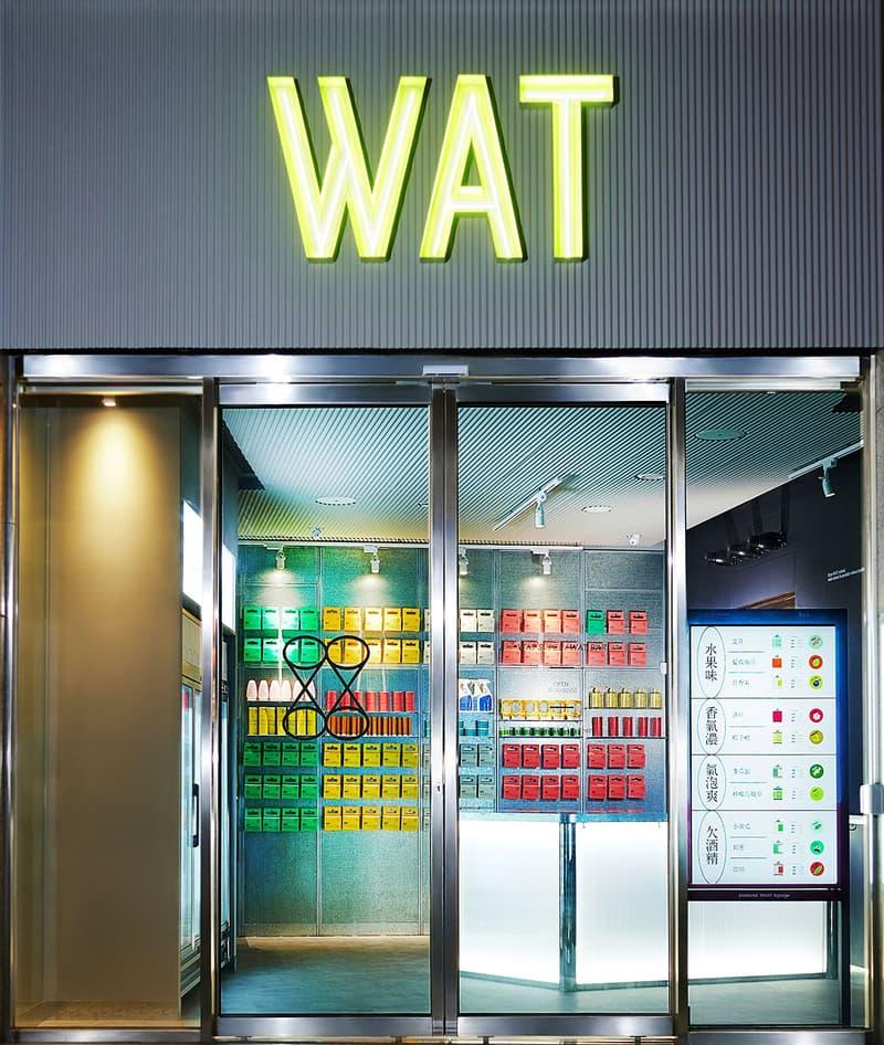信義區新地標!HYPEBEAST 率先走進大中華區首間瓶裝雞尾酒複合概念店 WAT