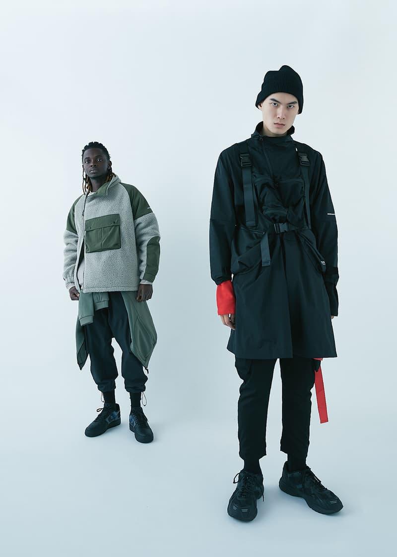 WHITEROCK 2019 最新秋冬「EXECUTION OF LIFESTYLE」造型特輯發佈