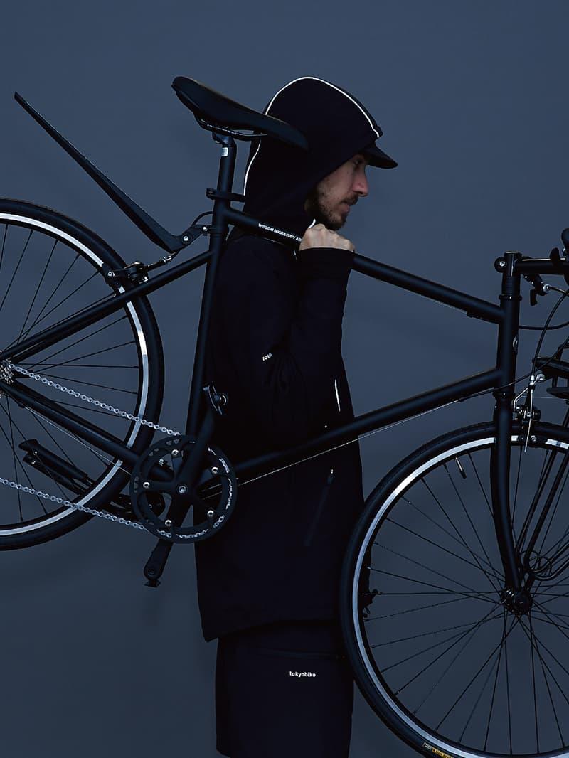 wisdom® x tokyobike 2019 秋冬聯名系列「CITY RANGER」搶先公開