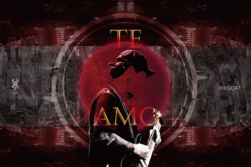 XIII GOAT 拾參羊最新單曲《妳懂的 Te Amo》和《149 One For Night》發佈