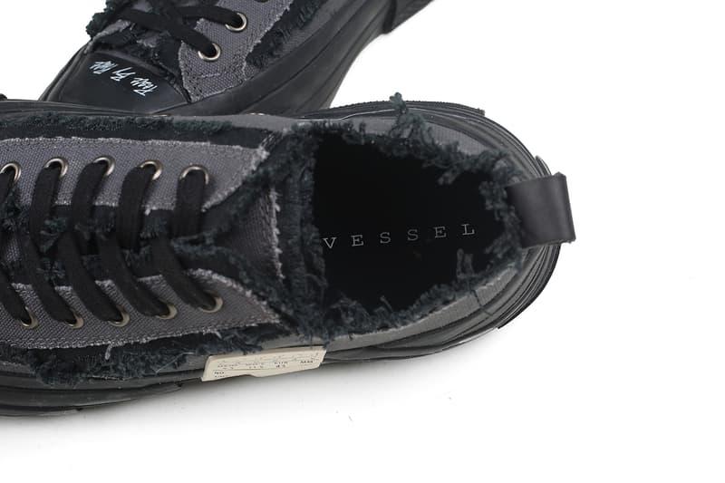 xVESSEL x UNITED ARROWS & SONS 聯名鞋款正式發佈