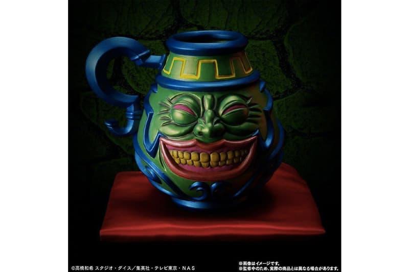 笑得你發寒 −《遊戲王》卡牌「強欲な壺」實體陶藝品正式登場