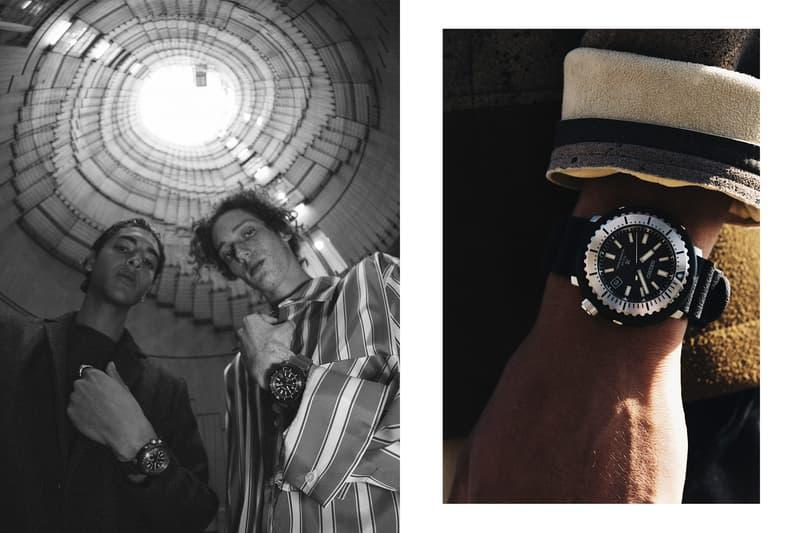 Seiko 全新 Prospex「Street Series」系列錶款造型特輯