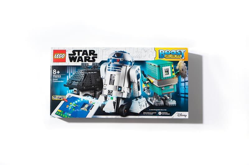 Day 12:送出 LEGO Star Wars BOOST Droid Commander(75253)