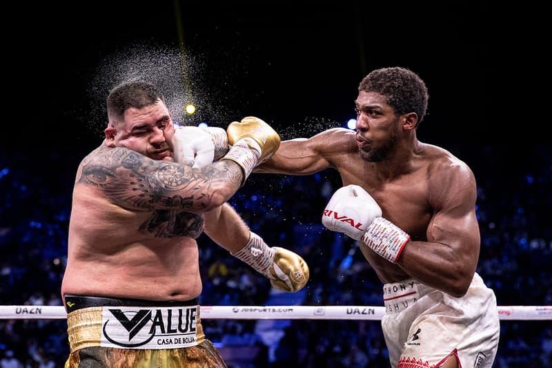 重奪失落冠軍!重量級拳王 Anthony Joshua 奪回 4 條金腰帶
