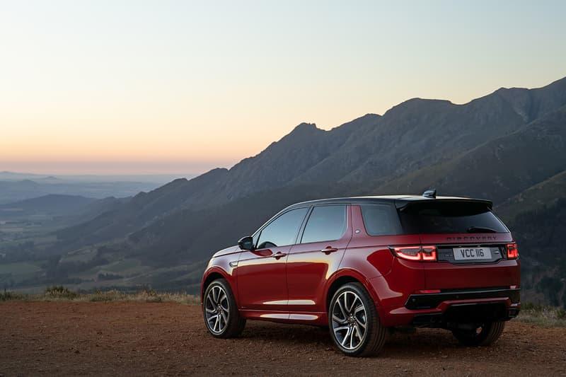 機能先決-Land Rover 全新 Discovery Sport 抵港