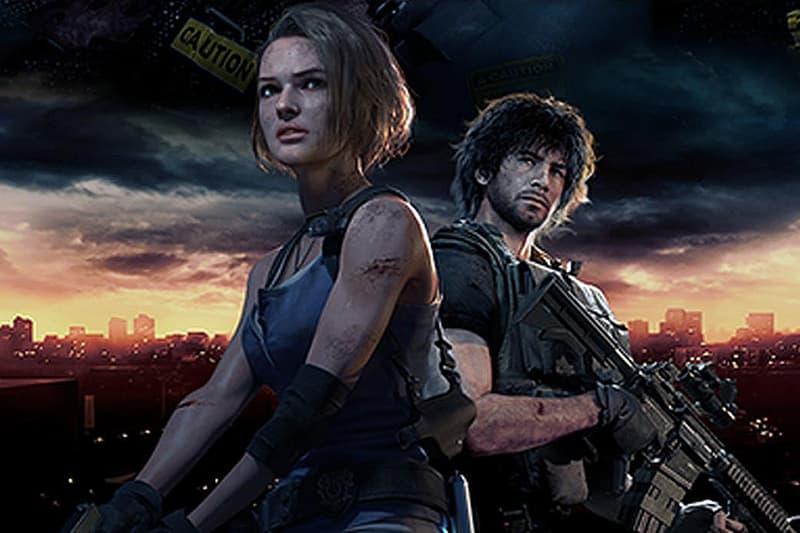 重製版《Resident Evil 3》女主角 Jill Valentine 全新外貌曝光!