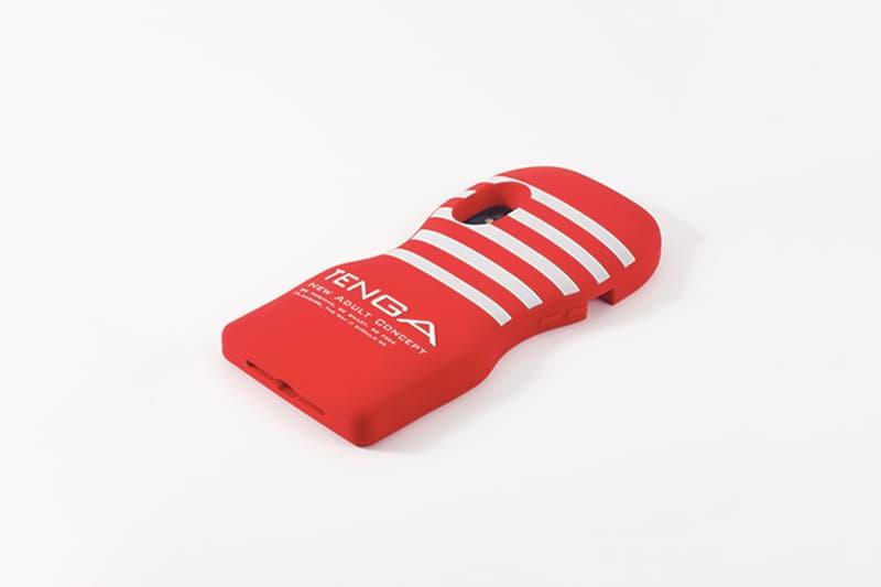 要有一套-TENGA 推出情趣玩具外型 iPhone 保護套