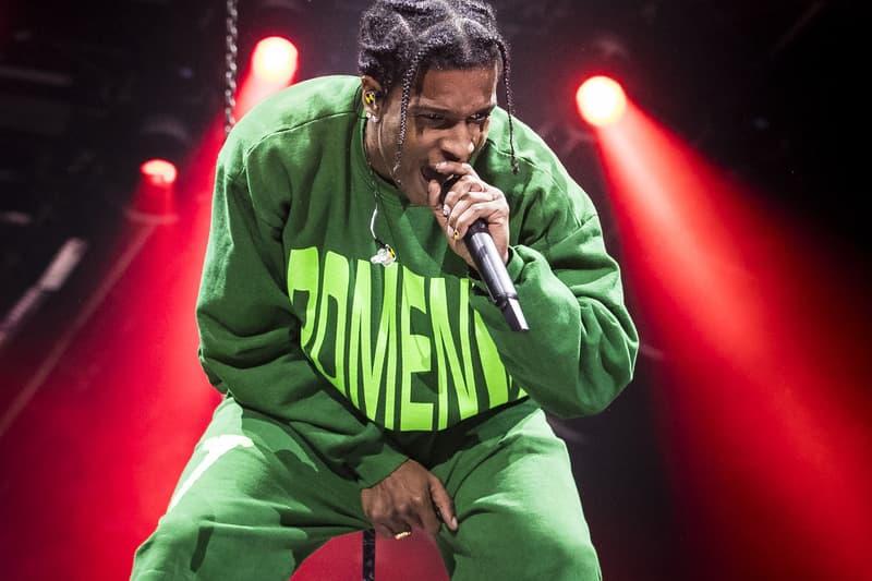 A$AP Rocky 親自教授「Babushka Boi」頭巾綁法