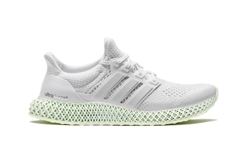 腳感再升級!率先預覽 adidas 全新鞋型「Ultra 4D」