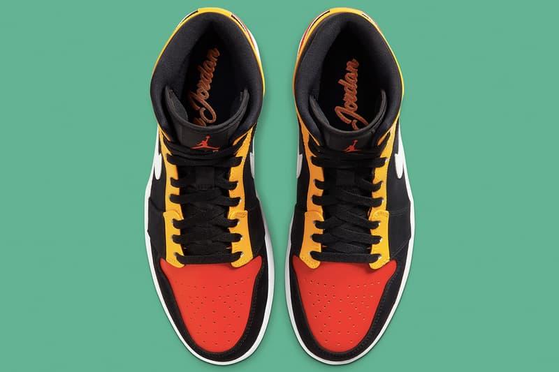 Air Jordan 1 Mid 將迎來經典「Raygun」配色移植