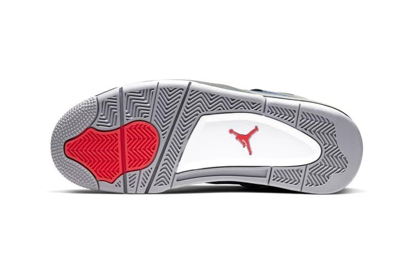 Air Jordan 4 最新配色「Winterized」官方發售情報公佈