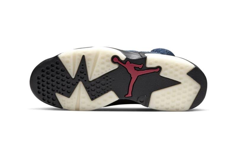 Air Jordan 6 最新配色「Washed Denim」發售情報正式公開