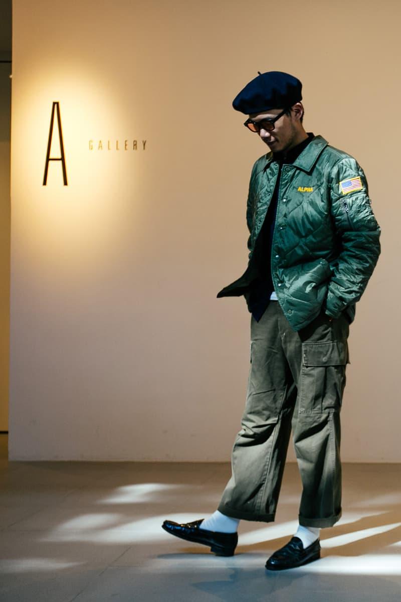 Alpha Industries x 東昌 Vintage Shop x 白木11 Vintage 特別古著企劃公開