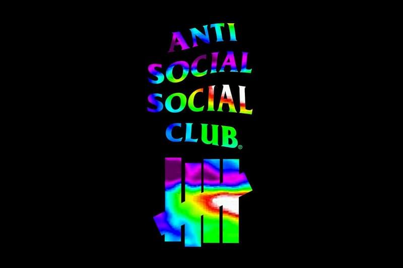 探測潮流-Anti Social Social Club x UNDEFEATED 聯乘預告