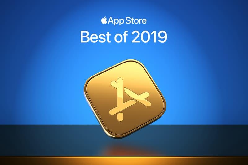 Apple 公佈 2019 年度最佳應用程式及遊戲