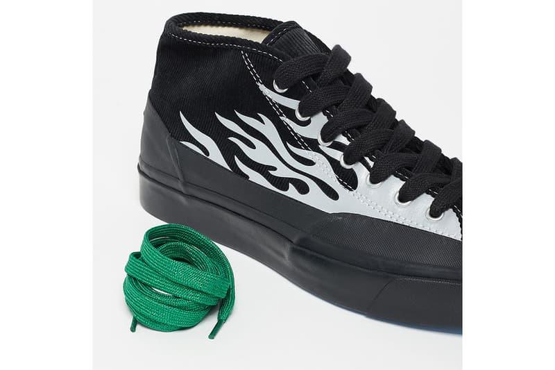 率先近賞 A$AP Nast x Converse 全新 Jack Purcell Mid 聯乘鞋款