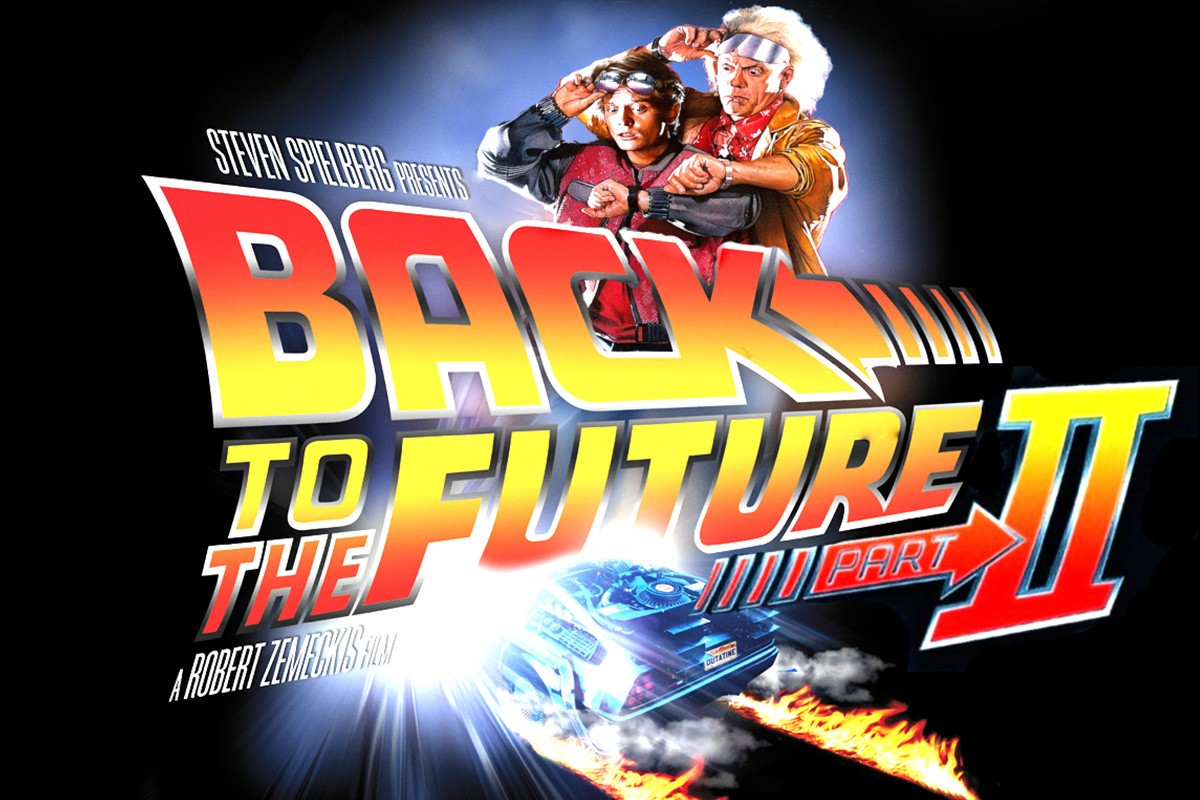 《Back To The Future Part II》30 週年紀念・細數電影中的道具單品