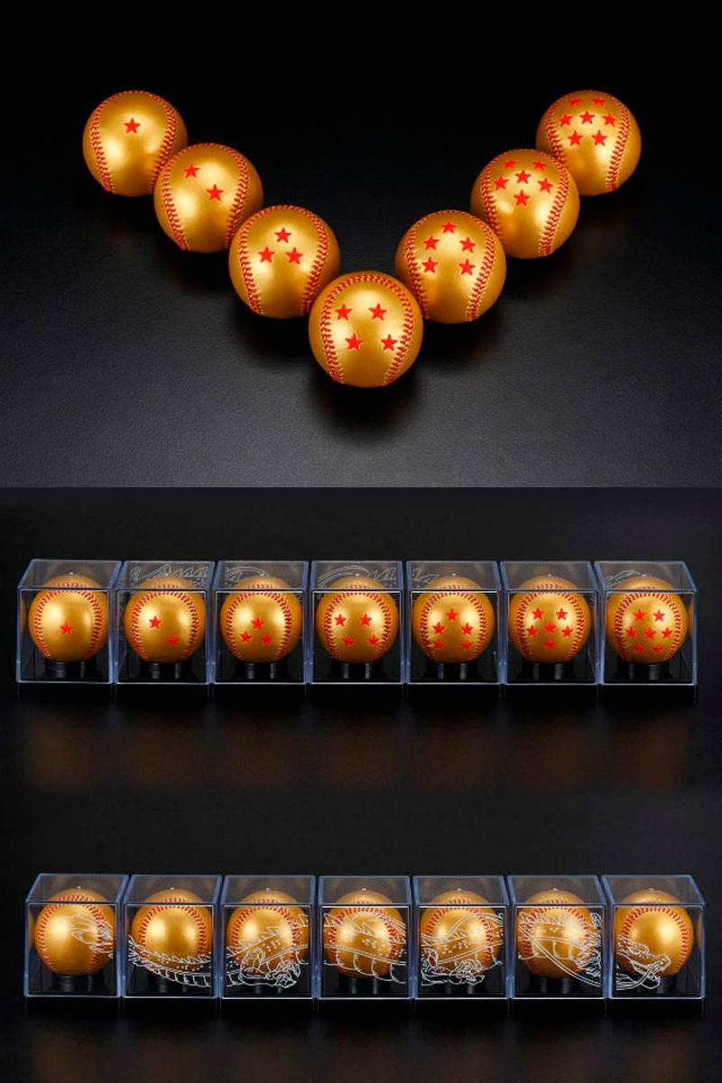 Bandai x Mizuno 攜手推出《Dragon Ball Z》主題棒球套裝