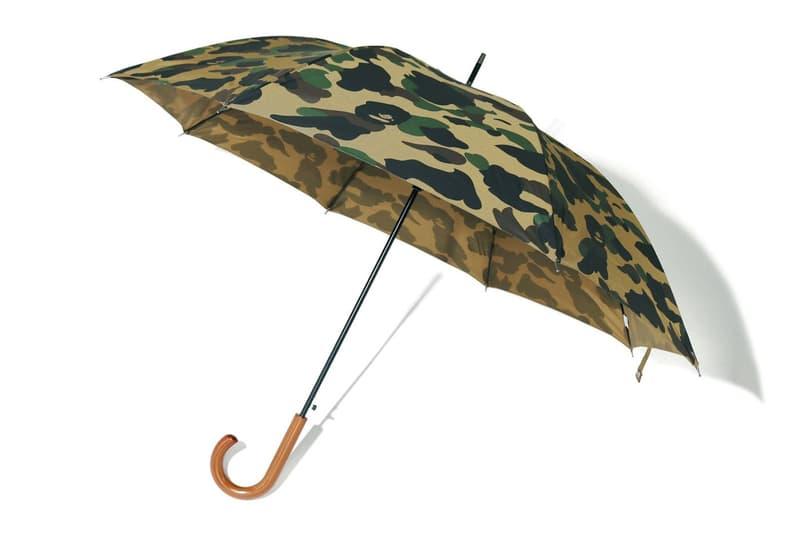 A BATHING APE® 推出全新雨傘、Zippo 及煙灰缸配件