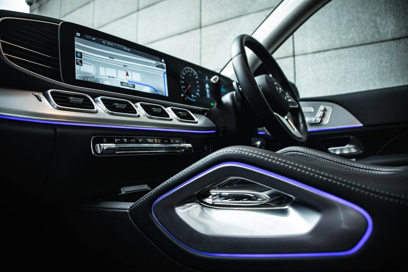 車版奧尼爾-Mercedes-Benz GLE 450 實測體驗