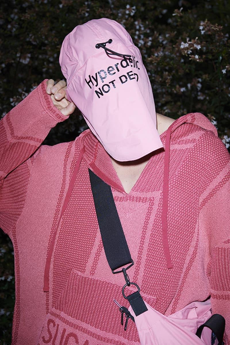 BLACK WEIRDOS 2020 春夏系列 Lookbook 正式發佈