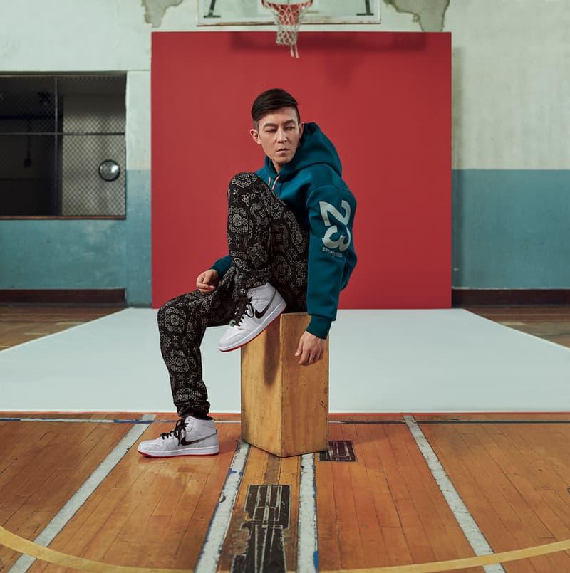 CLOT x Air Jordan 1 Mid 最新聯名配色「Fearless」港台抽籤情報公開