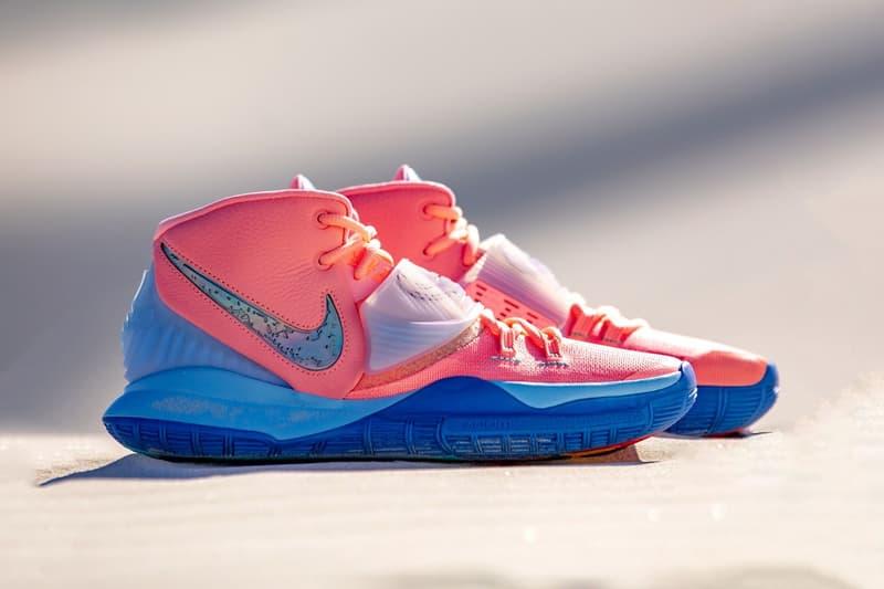 埃及元素注入!Concepts x Nike Kyrie 6 全新聯名鞋款正式發佈