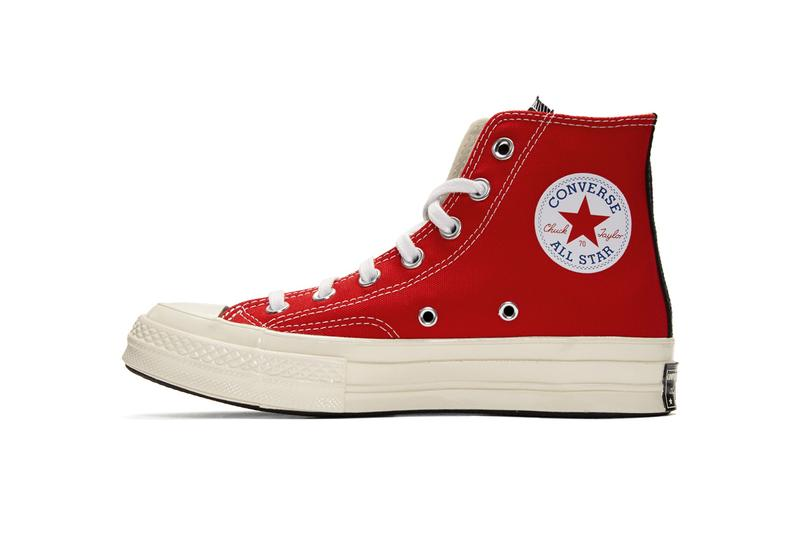 Converse 推出復古格紋及拼接 Chuck 70 鞋款
