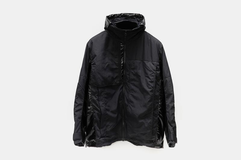 Day 17 送出:送出 Guerrilla-Group 吉豐重工 Device OPS Packable JKT