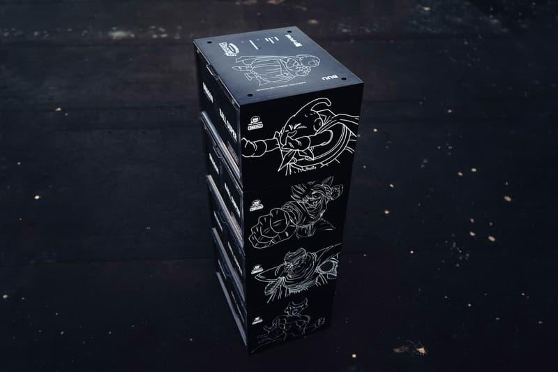 DBRukia 攜手《Dragon Ball Super》打造全新限定鞋盒系列