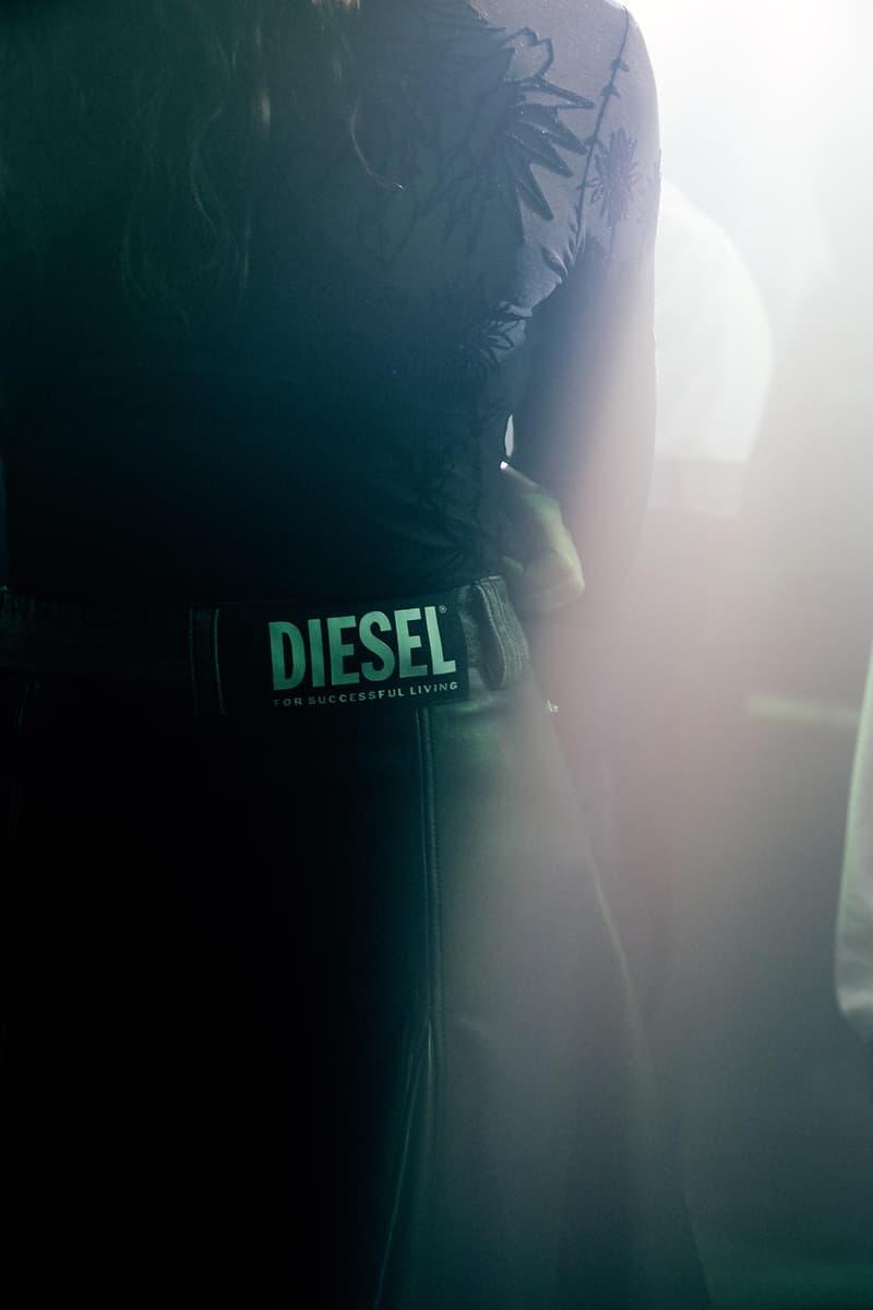 換上 Diesel Holiday Collection 在派對上狂歡整夜